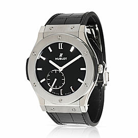 Hublot Classic Fusion Ultra-Thin 515.NX.1270.LR Men's Watch in Titanium