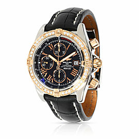 Breitling Chronomat C1335653/B821 Men's Watch in 18kt Stainless Steel/Rose Gold