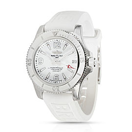 Breitling Superocean II A17316D21A151 Unisex Watch in Stainless Steel