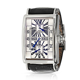 Roger Dubuis Much More M34 1447 9 Men's Watch in Stainless Steel