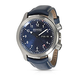 Bremont Martin Baker MB II Men's Watch in Stainless Steel