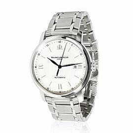 Baume & Mercier Classima XL MOA10085 Men's Watch in Stainless Steel
