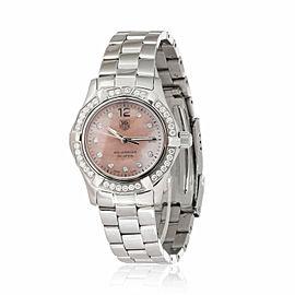 Tag Heuer Aquaracer WAF141B.BA813 Women's Watch in Stainless Steel