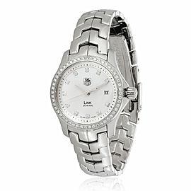 Tag Heuer Link WJF1319.BA0572 Women's Watch in Stainless Steel