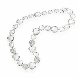 David Yurman Infinity Diamond Necklace