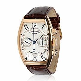 Franck Muller Casablanca 5850 CC Men's Watch in 18kt Rose Gold