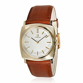 Omega Dress PB2543 Women's Watch in 14kt Yellow Gold