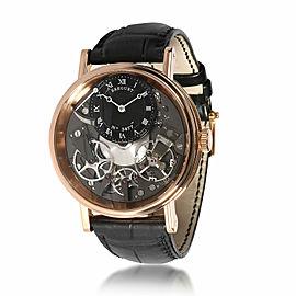 Breguet Tradition 7057BR/G9/9W6 Men's Watch in 18kt Rose Gold