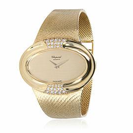 Chopard Dress 5047 1 Women's Watch in 18kt Yellow Gold