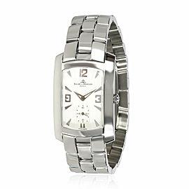 Baume & Mercier Hampton Millies 65310 Men's Watch in Stainless Steel