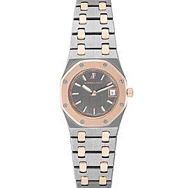 Audemars Piguet Royal Oak Tantalum Rose Gold Ladies Watch 59102