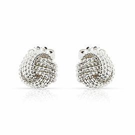 Tiffany & Co. Somerset Knot Stud Earring