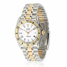 Tudor Monarch II 15653 Unisex Watch in 18kt Stainless Steel/Yellow Gold