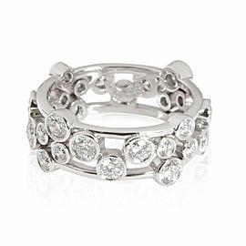 Tiffany & Co. Bubbles Diamond Ring in Platinum 1.60 CTW