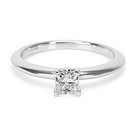 Tiffany & Co. Diamond Engagement Ring in Platinum 0.27 ctw