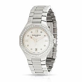 Baume & Mercier Riviera MOA08597 Women's Watch in Stainless Steel