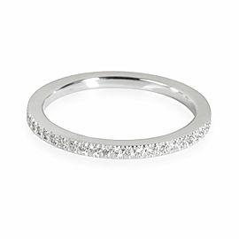 Tiffany & Co. Lucida Diamond Eternity Band in Platinum 0.19 CTW