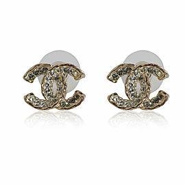 Chanel Double C Costume Earrings