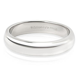 Tiffany & Co. Classic 4.5 mm Band in Platinum