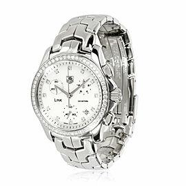 Tag Heuer Link CJF1314.BA0580 Women's Watch in Stainless Steel
