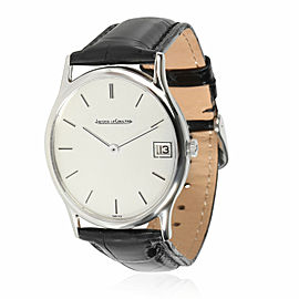 Jaeger-LeCoultre Oval Ellipse 5002.42 Unisex Watch in Stainless Steel