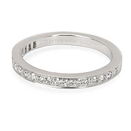Tiffany & Co. Grace Diamond Wedding Band in Platinum (0.21 CTW)