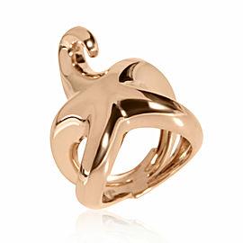 Boucheron Starfish Ring in 18K Yellow Gold