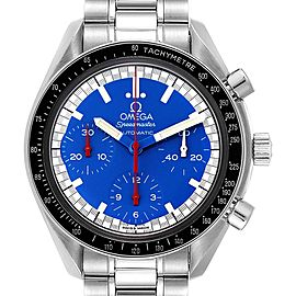 Omega Speedmaster Schumacher Blue Dial Automatic Mens Watch 3510.80.00
