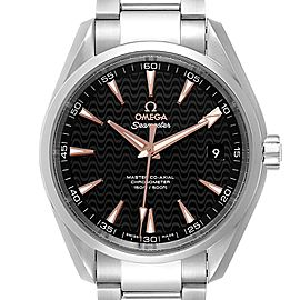 Omega Seamaster Aqua Terra Anti Magnetic Watch 231.10.42.21.01.006 Box Card