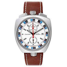 Omega Seamaster Bullhead Co-Axial Chronograph Watch 225.12.43.50.04.001 Box Card