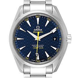 Omega Seamaster Aqua Terra Spectre Bond LE Watch 231.10.42.21.03.004