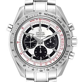 Omega Speedmaster Co-Axial Rattrapante Broad Arrow Watch 3582.31 Card