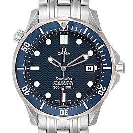 Omega Seamaster 300M Automatic Steel Mens Watch 2531.80.00 Card