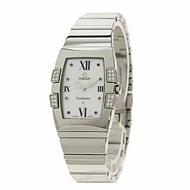 OMEGA 1586.79 Constellation Stainless Steel/Stainless Steel Quadrea Watch TNN-2057