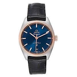 Omega Constellation Globemaster Steel Sedna Gold Watch 130.23.39.21.03.001
