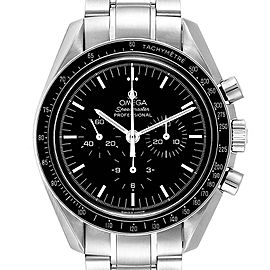 Omega Speedmaster Hesalite Sapphire MoonWatch 3572.50.00 Box Card