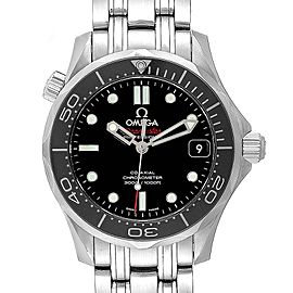 Omega Seamaster 300M Midsize 36mm Mens Watch 212.30.36.20.01.002 Card