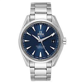 Omega Seamaster Aqua Terra Co-Axial Watch 231.10.39.21.03.002 Box Card