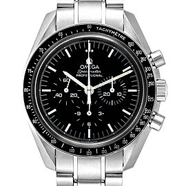 Omega Speedmaster Chronograph Mens MoonWatch 3570.50.00 Box Card