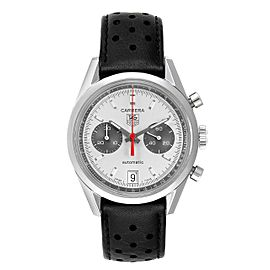 Tag Heuer Carrera Chronograph Limited Edition Mens Watch CV2117 Box Card