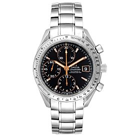 Omega Speedmaster Date Special Edition Mens Watch 3211.50.00 Box Card