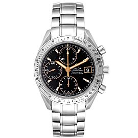 Omega Speedmaster Date Black Dial Special Edition Mens Watch 3211.50.00