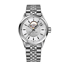 Raymond Weil Freelancer 2710-ST-65031 Bracelet 42mm Mens Watch