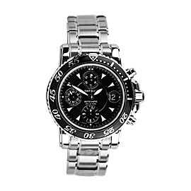 Montblanc XL Sport Chronograph 7034 Stainless Steel 42mm Watch