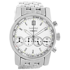 Eberhard Chrono 4 Stainless Steel Chronograph Mens Watch 31041
