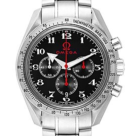 Omega Speedmaster Broad Arrow Black Dial Mens Watch 3558.50.00