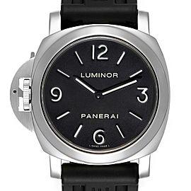 Panerai Luminor Base 44mm Left Handed Watch PAM219 PAM00219