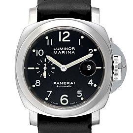 Panerai Luminor Marina 44mm Automatic Watch PAM00164 PAM164 Box Card