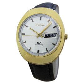 Bulova 35mm Mens Vintage Watch 1968