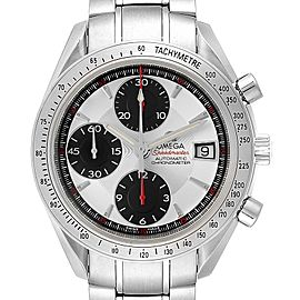 Omega Speedmaster Date Panda Dial Cronograph Mens Watch 3211.31.00